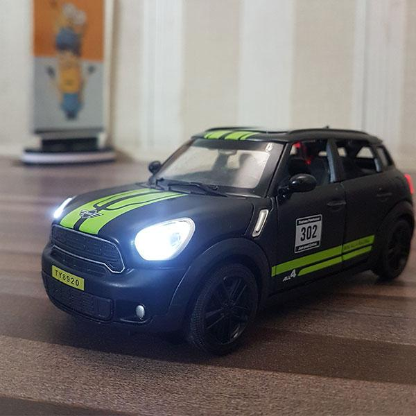 Diecast Mini Cooper Sports Cars