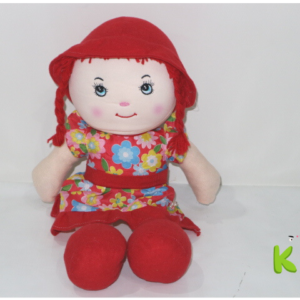 Soft Baby Doll With Beautiful Dress Doll Toys For Kids – KidsValley.pk