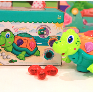 Music Turtle Toys For Kids – KidsValley.pk