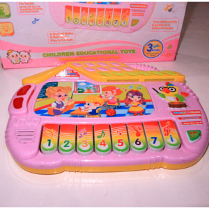 Keyboard Piano Children Educational Multifunctional Touch Teaching Toys For Kids – KidsValley.pk
