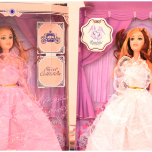 Barbie Princess Doll Toys For Kids – KidsValley.pk