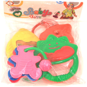Rattles And Teether Baby Toys Toys For Kids – KidsValley.pk
