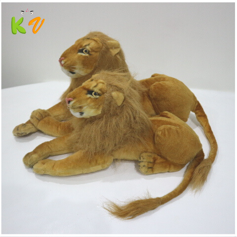 Lion Soft Toy Plush King