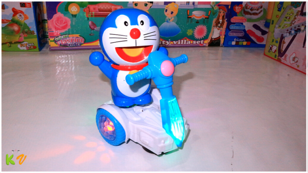 3D Light Tricycle Electric