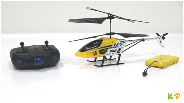 I/R Helicopter Metal Series, Easy To Fly