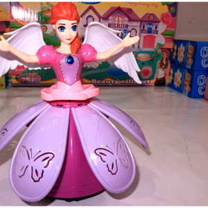 Small Princess For Girl Dancing Angel Toys For Kids – KidsValley.pk