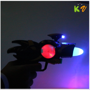 Led Space Sounds Light Up Gun, Flashing Blinky Lights Toys For Kids – KidsValley.pk