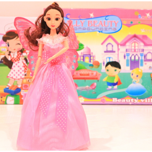 Lovely Princess Waking Doll 3D Light Sound Toys For Kids – KidsValley.pk