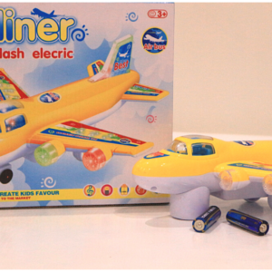 Airliner Flash Electric Toys For Kids – KidsValley.pk