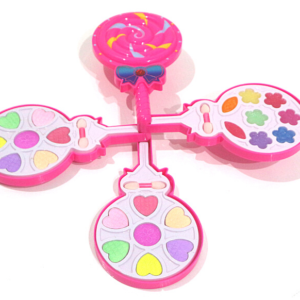 Lovely Heart Shape Make- Up Set Dream Girl Toys For Kids – KidsValley.pk