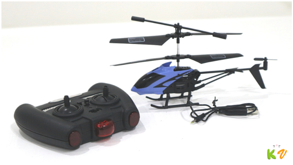 R/C Helicopter Self- Stabilizing For Precision Control