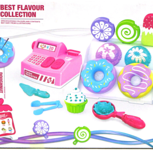 Dessert Play Set Sweets Ice Cream Best Flavour Collection Toys For Kids – KidsValley.pk