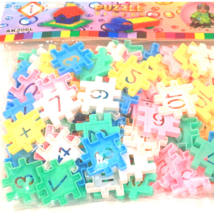 Puzzle Blocks, Learning Blocks ,Toys For Kids – KidsValley.pk