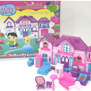 Beauty Villa Set, Your Dream Will Come True Toys For Kids – KidsValley.