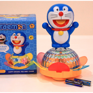 Doraemon Rotating Electric Toys For Kids – KidsValley.pk