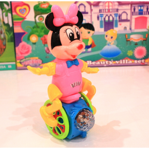 Stunt Sport Minnie Electric Toys For Kids – KidsValley.pk