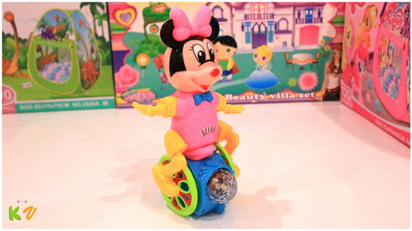 Stunt Sport Minnie Electric Toy