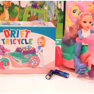 Drift Tricycle toys, Come And Play With Me For Kids – KidsValley.pk