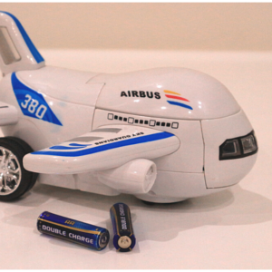 Airbus Deformation Robot Super Power For Kids – KidsValley.pk