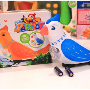 Happy Parrot 4D Dynamic Aperture For Kids – KidsValley.pk