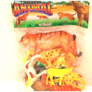 Animal Figures Mini Wild  Forest Toys For Kids – KidsValley.pk