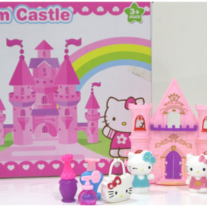 Dream Castle Parent- Child Interaction Is Fun Toys For Kids – KidsValley.pk
