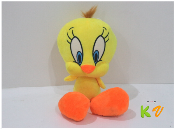 Tweety Duck Teddy Bear