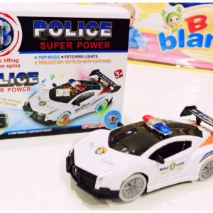 Police Car Toy, Toys For Kids – KidsValley.pk
