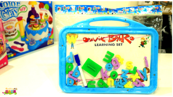 Magic drawing Board Learning Set and writing board for kids