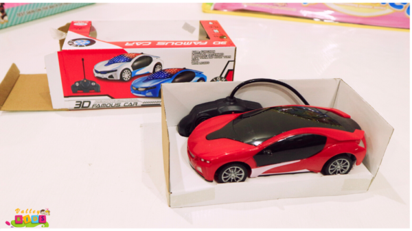 RC Car - Remote Control Battery Operated