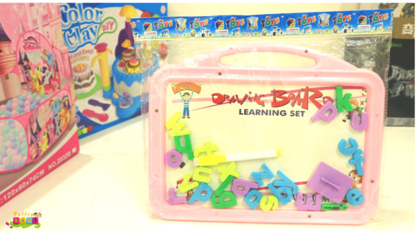 Majic drawing and writing board for kids