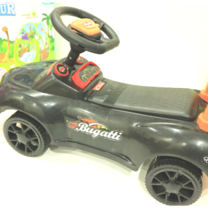 Chicago Bugatti Ride Car With Music And Storage, Model PC-110 Toys For Kids – KidsValley.pk