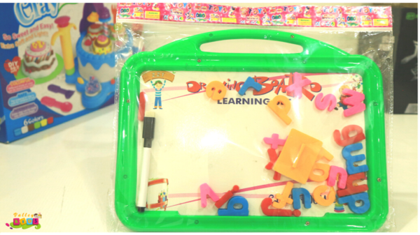Majic drawing Board Learning Set and writing board for kids