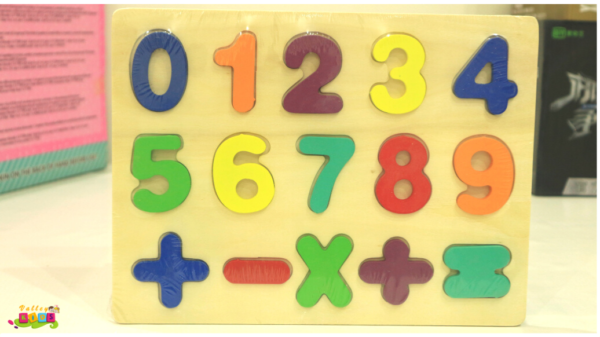 Wooden Children ABC Learning Toy Kids Educational Puzzle Board