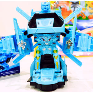 Robot To Military Helicopter Converting Transformer Toys For Kids, Toys For Kids – KidsValley.pk