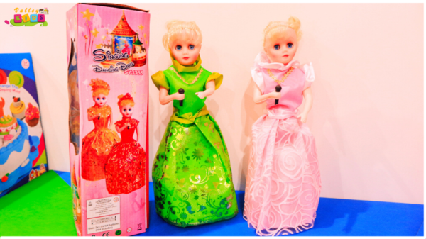 Singing And Dancing Doll Toy For Kids