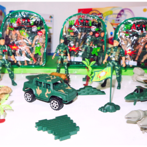 Play Special Force Battlefield Army Military Play Set Toys