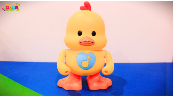 Music Dancing Duck Toy For kids