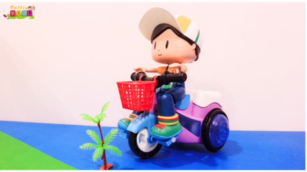 Stunt Tricycle For Kids