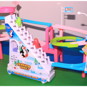 Penguin Orbit Slide Racing Track