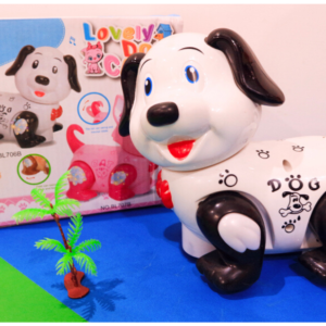 Dancing Dog with Music Flashing Lights Toys For Kids – KidsValley.pk
