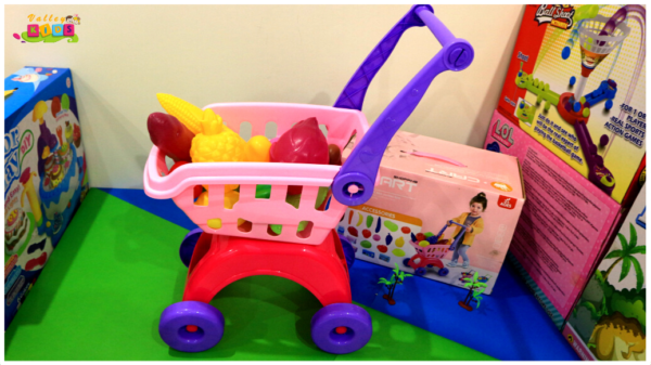 Shoping Cart Toys For Kids
