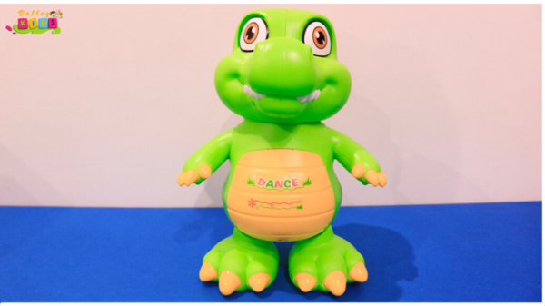 Musical Crocodile Dancing Toy For Kids