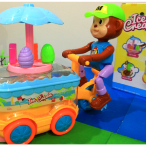 Cute Styling Truck with Singing And Light, Toy For Kids – KidsValley.pk