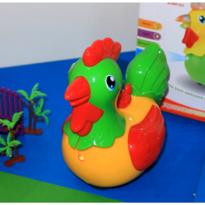 Chicken Electric Universal Musical Kids educational Toy , Toy For Kids – KidsValley.pk