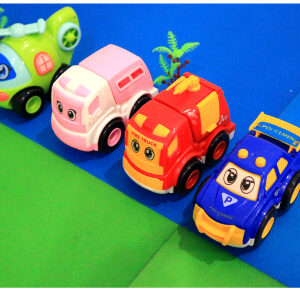 Unbreakable Automobile Car Toy Set , Pull Back Car Truck Toy Set for Kids – 4 Toys . Ambulance, Fire Truck, Helicopter, Police car  Toys For Kids – KidsValley.pk