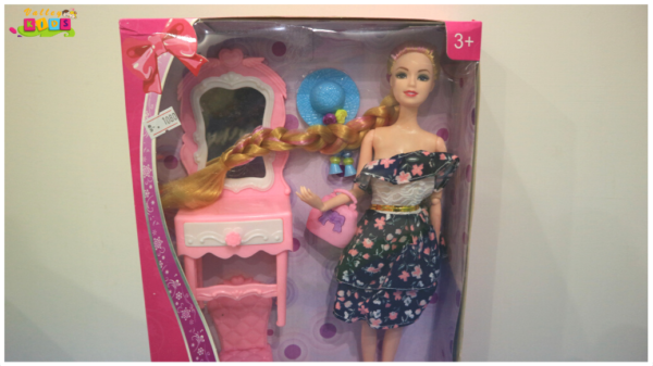 Beauty Prefect Barbie Doll Toy For Kids