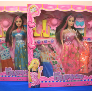 Beauty Prefect Barbie Doll House Fashion Toy For Kids, Toys For Kids – KidsValley.pk
