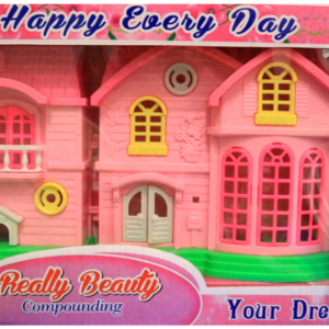 Barbie House play set for Baby girls who love to play with house set.- KidsValley.pk