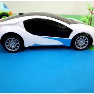 RC Car – Remote Control Battery Operated Wireless Blue Sports Car, Toys For Kids – KidsValley.pk
